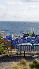 Lunch vid havet