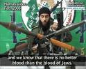 AMALEK'S BLOODLUST (click image, then follow the link to watch a chilling video)