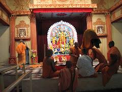 Durga Navarathri Celebrations at Ramakrishna mission,Belur math