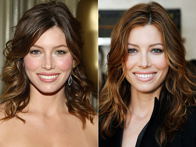 jessica biel hair color 2010. jessica biel hair color.