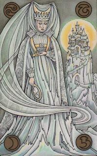 Cartas el symbolon La+Reina+de+hielo