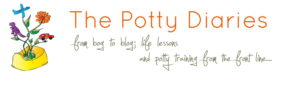 The Potty Diaries Plus...