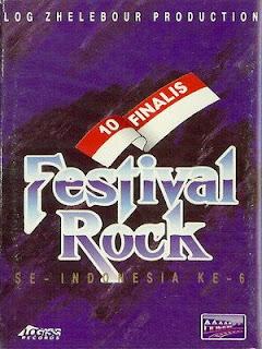 VA - Festival Rock Indonesia Ke-6 (1991) | Hujan Musik Indonesia