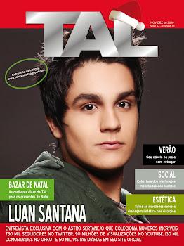 Edição de NATAL: LUAN SANTANA!!!