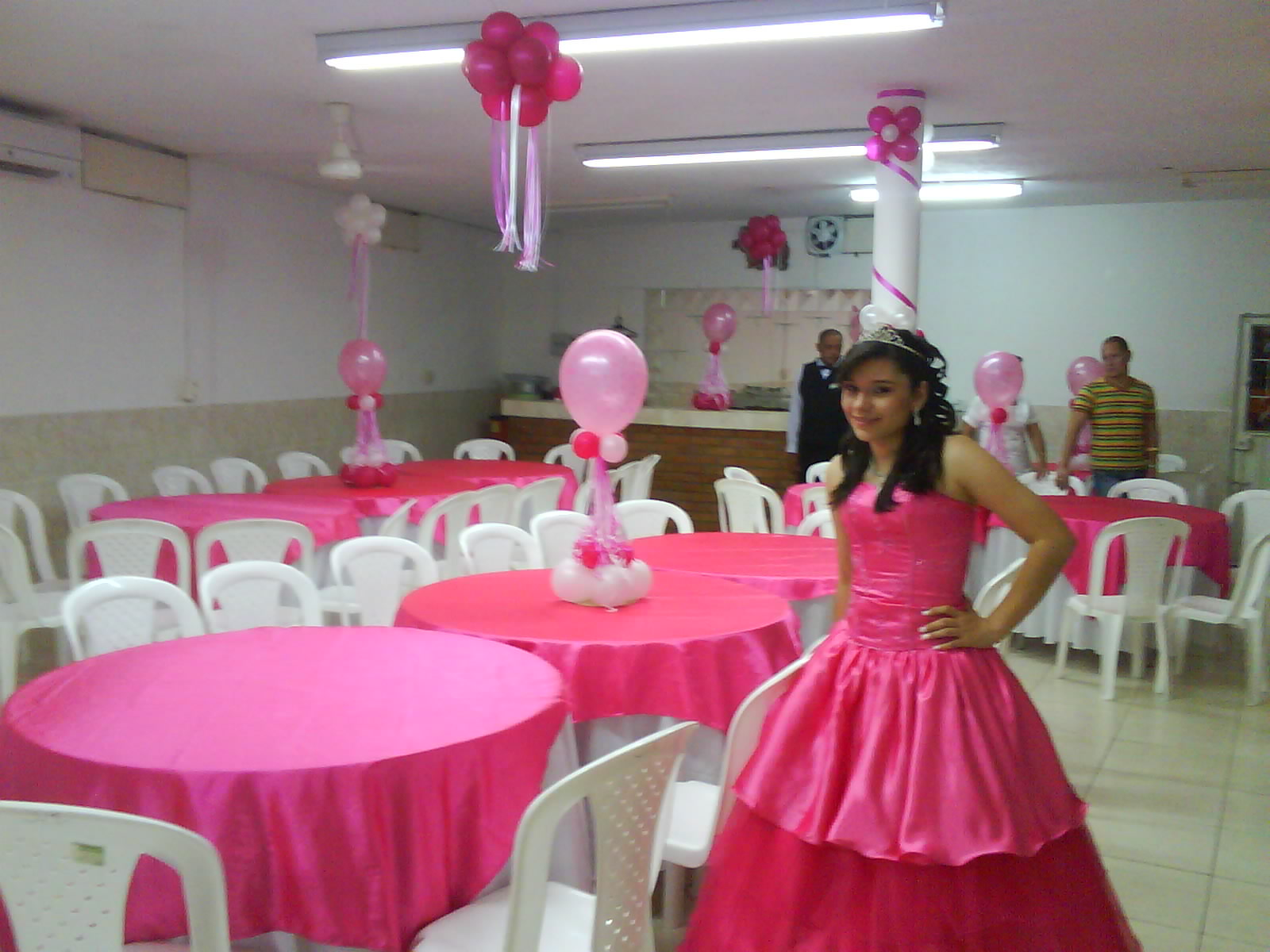 Miranda decoraciones for Decoracion quince anos