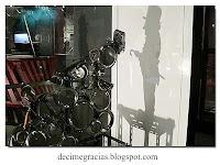 Arte con la sombra de los objetos