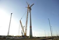 Molinos de viento para energia eolica