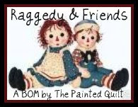 Raggedy &amp; Friends BOM