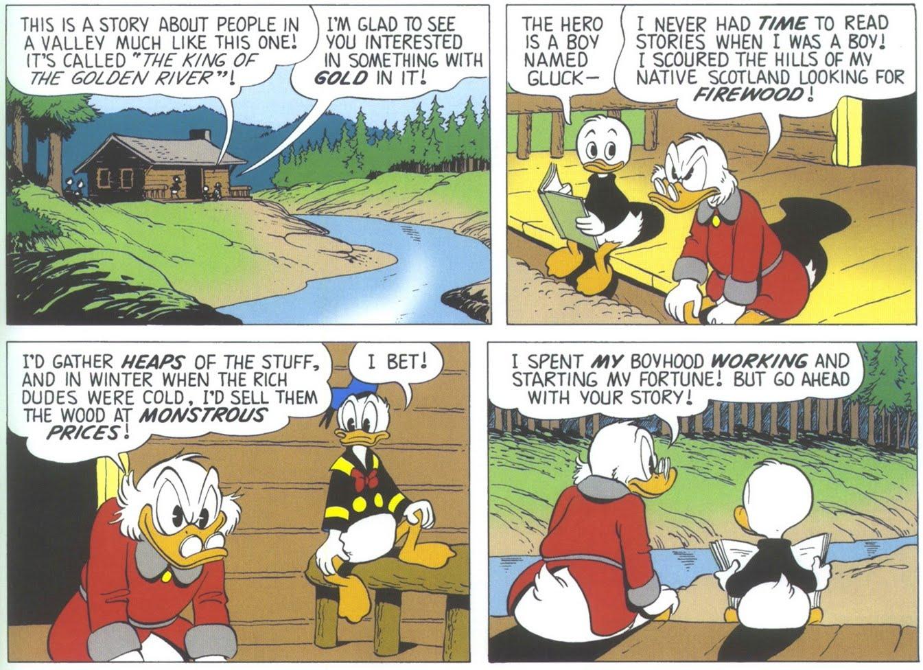 The Golden River (comics)