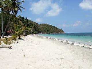 Isla Providencia, Colombia. Naturaleza intacta