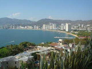 Acapulco, viajes
