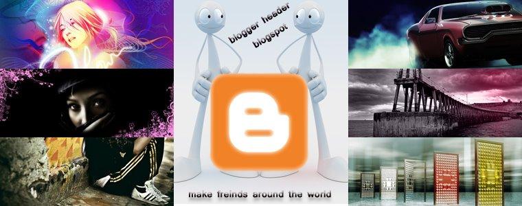 Blog Headers
