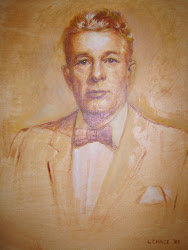 Come see this painting of Everett Dirksen