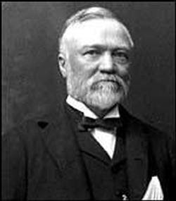 "Andrew Carnegie ""Rags-to-Riches"" Andrew Carnegie"