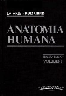 Anatomía humana - M. Latarjet - Ruiz Liard free download 1