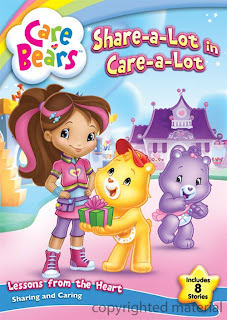 Care Bears Share A Lot In Care A Lot (2010)