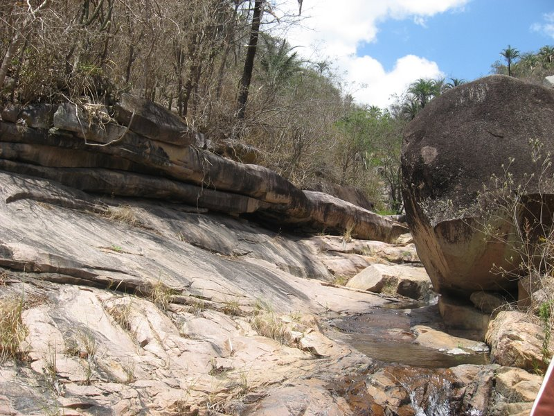 Mingú (13 Km de Carnaubeira)
