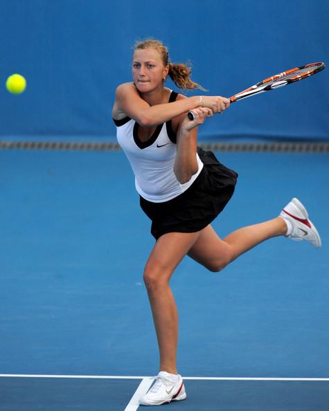 Circuito Wta : Tenistas circuitos wta e itf petra kvitova