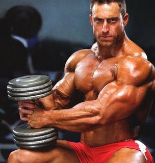 Fankhouser bodybuilder qualified for mrolympia 2010