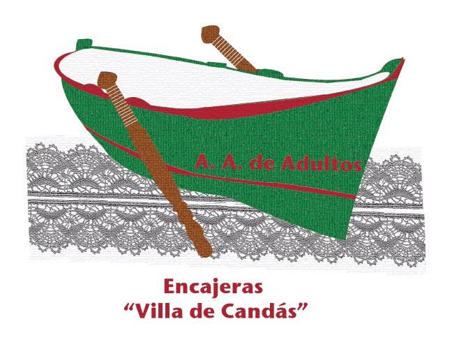 """Encajeras """"Villa de Candás"""""""