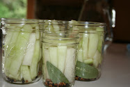 Watermelon Pickles