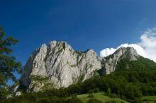 Trascau (manastirea Ramet - Tecsesti - Botani - Cheia - Bradesti - Valea Uzei - cab. Ramet)