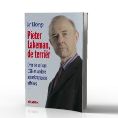 Boek tip: Pieter Lakeman, de terriër