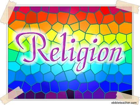 AULA DE RELIGIÓN