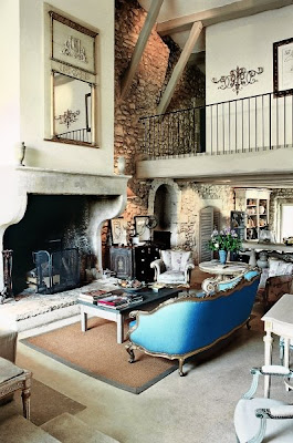 La bastide de Marie Design Interior Classic In Franch
