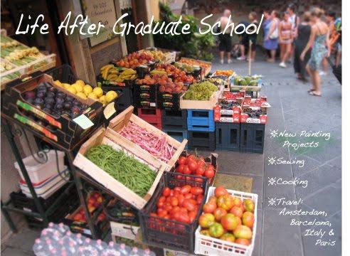 Life After Graduate School