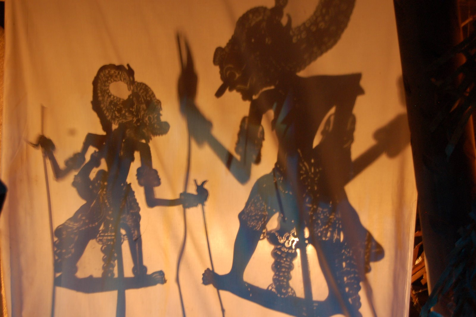 [javanese+shadow+puppets]