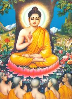 Buddhismen nirvana