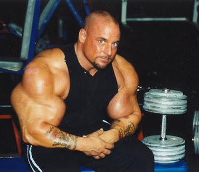 how to lose muscle in arms