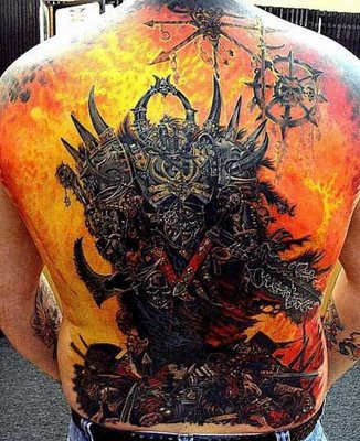 "read more ""Amazing tattoo"" · , Links to this post , 0 comments"