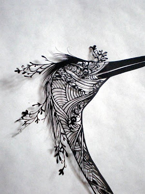 Paper Cutting Art