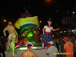 el carnaval mas raro del mundo