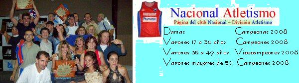 Nacional Atletismo (Aux)