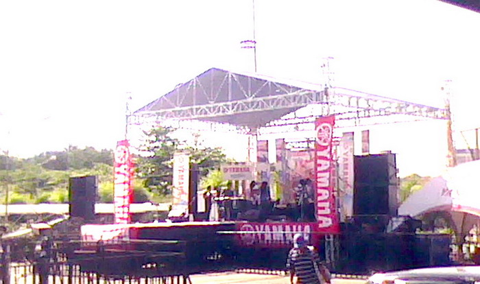 konser palapa - yamaha