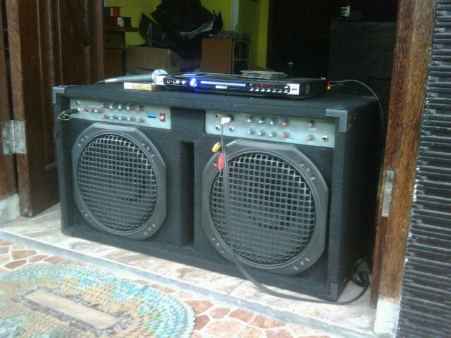 Back Sound CSG201PX