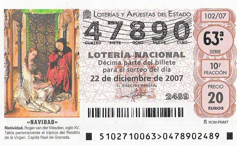 www loteria nacional de espana: