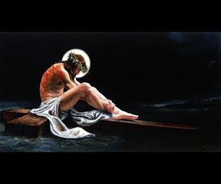 Jesus and cross