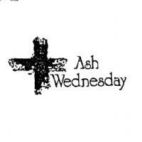 ash Wed.