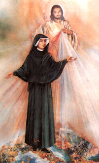 St. Faustina and Divine Mercy