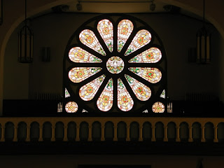 St. Peter's Rose Window