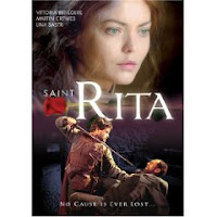 Saint Rita DVD Cover