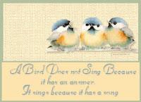Birds Singing ecg