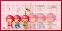 Cherry Heads ecg