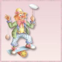 Clown ecg