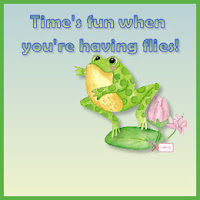 Fun Frog ecg
