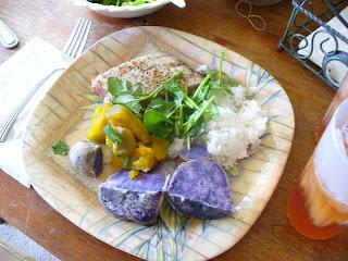 Okinawan Style Dinner